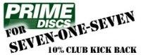 1 Prime Discs